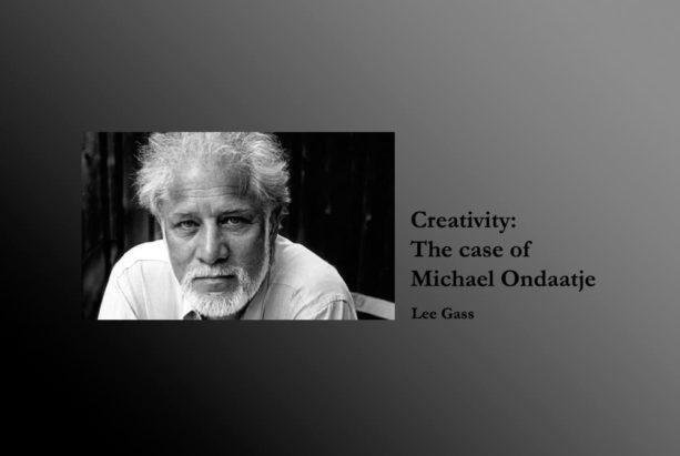 The Case of Michael Ondaatje