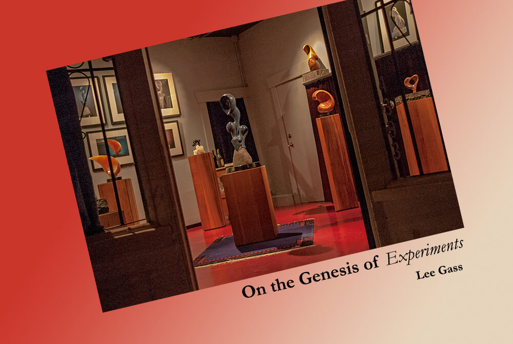 On the Genesis of Experiments
