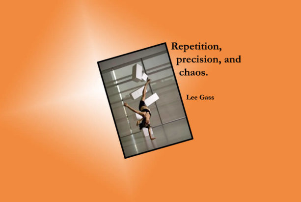 Repetition, precision and chaos