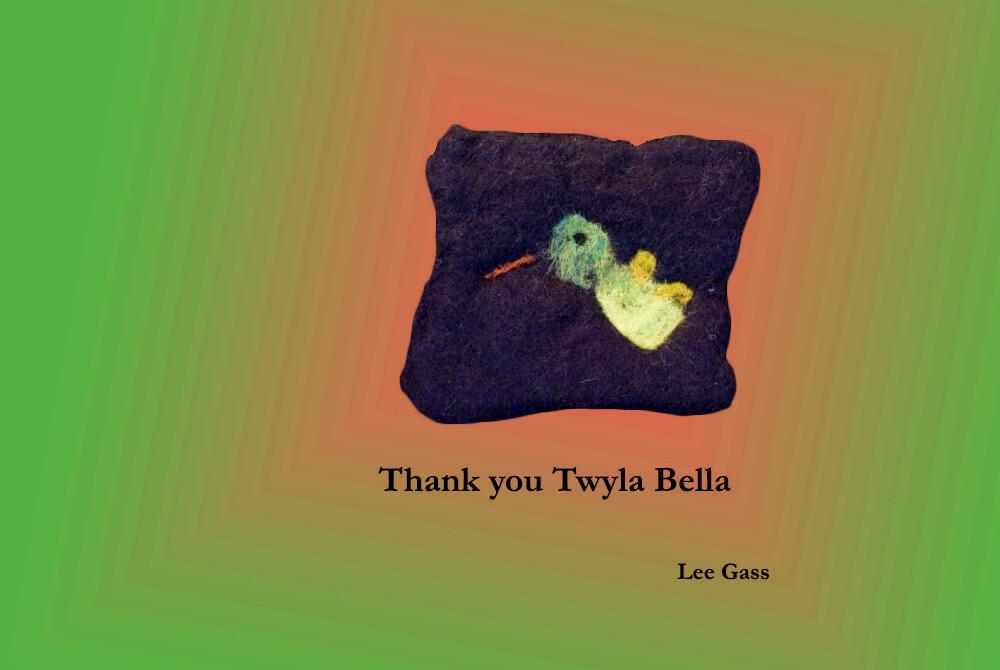 Thank you Twyla Bella
