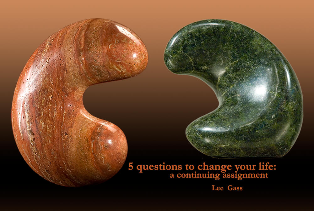 Five questions to change your life