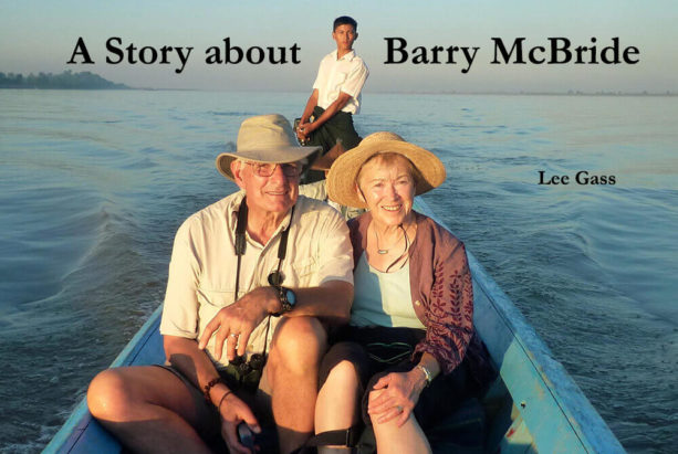 Story about Barry Mcbride