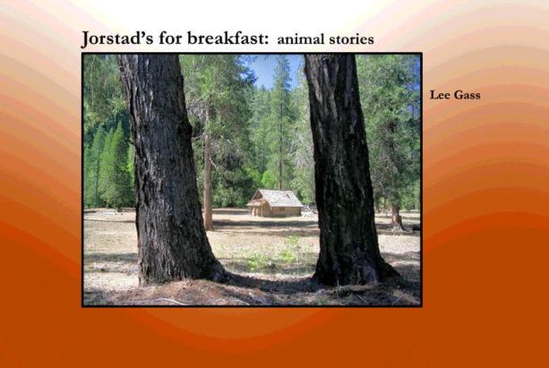 Jorstad's for breakfast: animal stories