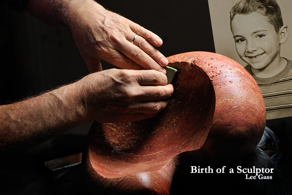 The birth of a sculptor